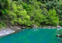 丹山赤水,四明山景區中的一塊瑰寶!