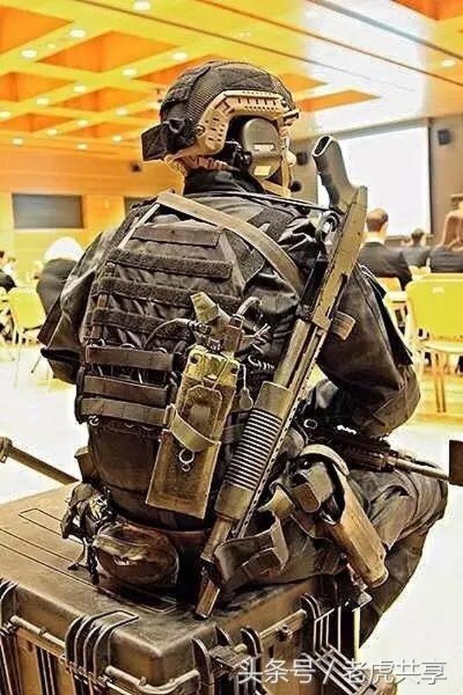 鐵血軍事 那些酷酷的psker裝備 21張軍事組圖