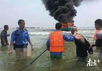 是抓捕也是營救,湛江邊防民警勇擒劫船歹徒