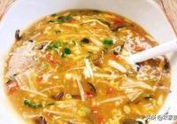 3分鐘就能搞定酸辣湯,食材做法都很簡單,聞起來香辣開胃有食慾