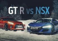 盛名之下——本田NSX vs 日產GT-R(譯)