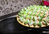 白菜餃子好吃有訣竅,這樣調餡白菜不出水,味道還更鮮,收藏了