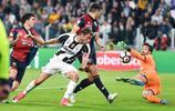 足球——意甲聯賽:尤文圖斯大勝熱那亞