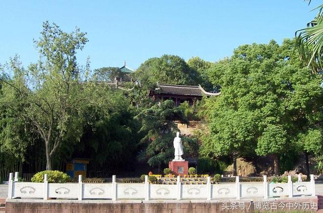 三國赤壁之戰發生地,東坡赤壁
