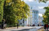 去俄羅斯旅遊,聖彼得堡的風景格外美麗