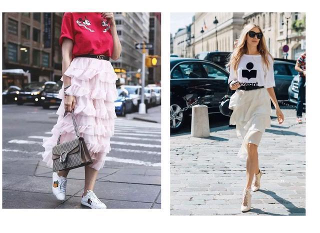 流行趨勢 時裝精都愛的半裙,讓你每天穿出新感覺