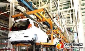 新能源汽車產業助力南昌經濟騰飛