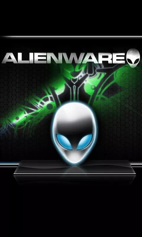 壁紙~logo,微星與戴爾外星人