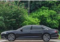 奧迪A8L——轎車中的混世大魔王,最好的轎車之一