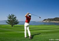打高爾夫球臀部位移是大忌