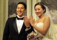 日本游泳當紅小生娶華裔跳水美女 羽毛球世錦賽冠軍也去現場觀禮