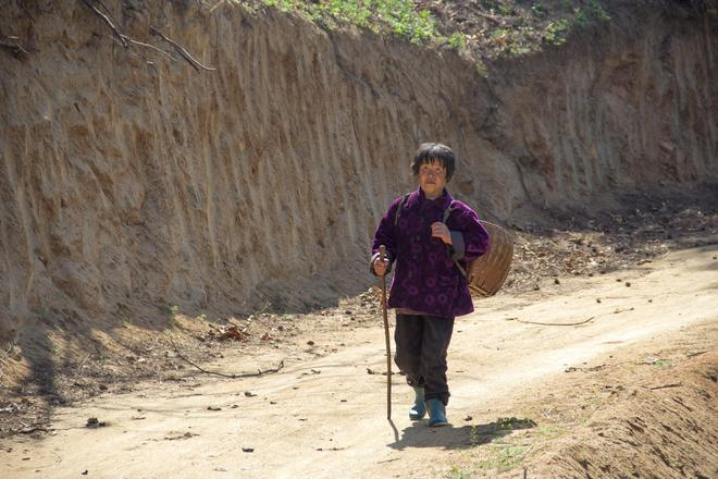 秦嶺寧陝千柏樹溝|深山村莊,去年才修通土路,裡面沒幾戶人家了