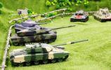 漢中真人坦克大戰,快來吹著空調一起玩!