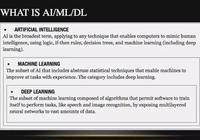 如何區分人工智能、機器學習和深度學習