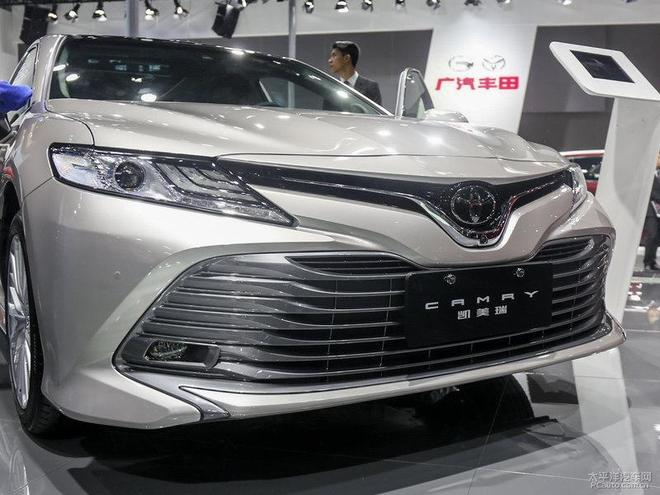 2019款豐田凱美瑞