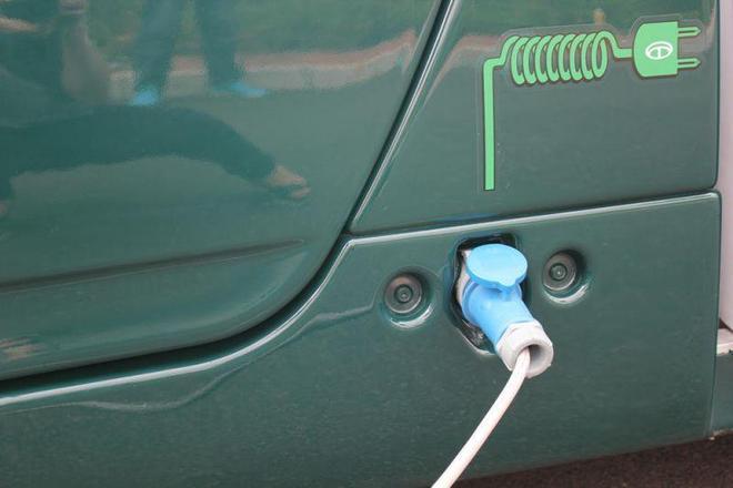 電動汽車:電動皮卡車