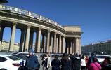 國慶出遊享受聖彼得堡喀山大教堂的莊嚴和魅力