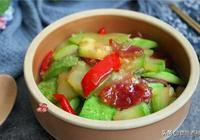 沒胃口時做這道菜,葷素搭配很開胃,簡單快捷,十分鐘就出鍋