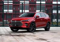 新能源汽車比亞迪唐憑什麼有那麼高關注度?底盤不輸奔馳寶馬