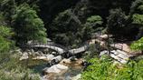婺源大鄣山之旅,眾多的深潭彩池和層層疊疊的飛瀑