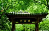人間天堂是杭州,杭州城外飛來峰