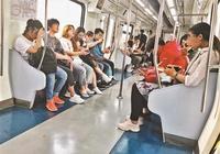 地鐵禁食首日 仍有乘客大嚼關東煮