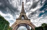 風景圖集:法國埃菲爾鐵塔風景
