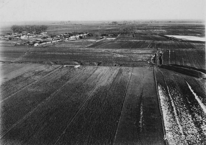 民國老照片:20世紀20-30年代呼和浩特的人文景觀