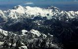 航拍喜馬拉雅山