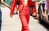 超模肯達爾·詹娜現身紐約街頭,她的紅豔讓人心動