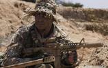 活躍在戰場邊緣的海豹突擊隊員——珍貴的高清照片