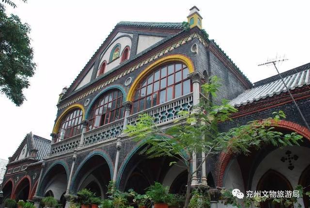 國家寶藏兗州篇——兗州天主教堂