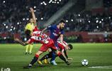 梅西結束國家隊比賽重返巴薩,巴薩3-0大勝赫羅納
