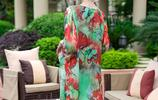 夏去秋來,又到了穿秋季桑蠶絲連衣裙的季節,單穿還是打底都行