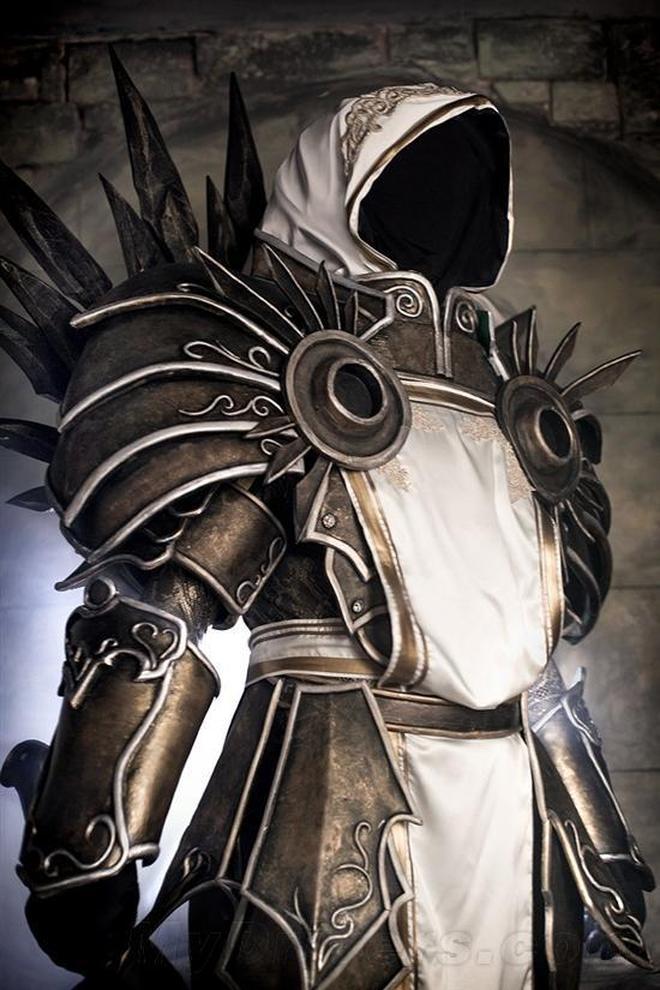 《暗黑破壞神3》cos