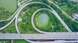 武漢新的網紅打卡地,處處似公園,還不要門票