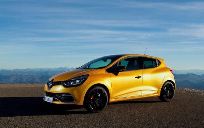 汽車圖集:法國雷諾Clio RS汽車