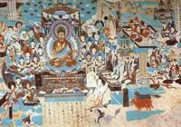敦煌壁畫中的飛天形象是印度、西域和中原文化共同孕育而成的