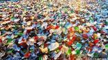 """世界上最美的海灘,全部都是""""玻璃鵝卵石"""",簡直太美了!"""