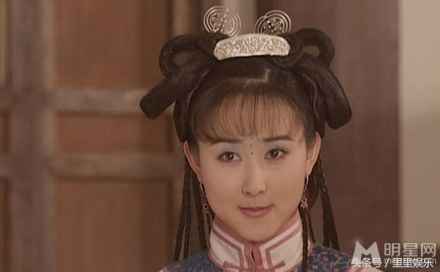 高小琴扮演者胡靜嫁入豪門生下兒子 胡靜原來年輕時就這麼美