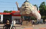 外媒評選世界上最醜陋的雕塑,中國一處上榜,網友表示不服