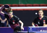 乒乓球韓公賽,陳夢/王曼昱3-2險勝丁寧/劉詩雯晉級女雙決賽,你怎麼看?