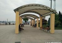 遼寧丹東:鴨綠江邊的風景