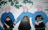 記錄少數民族人民生活的壁畫