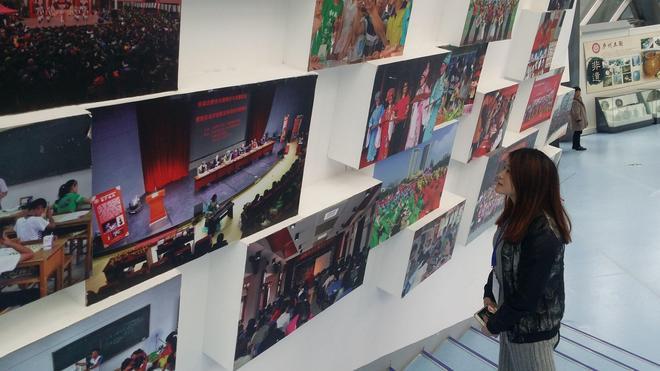 圖兒合肥:實拍合肥文化新館,滿滿的都是合肥正能量