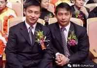 """昔日""""體操王子""""今日""""高球領隊"""""""