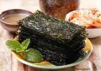 顏值不高但卻健康美味的零食——海苔
