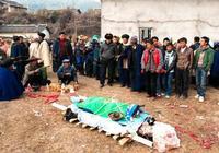 彝族人彝喪葬全過程