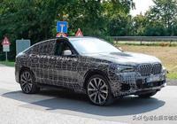 標準版本都還沒亮相 新世代BMW X6 M內裝先曝光!