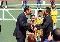 西寧市城西區青少年兒童足球俱樂部落戶虎臺小學